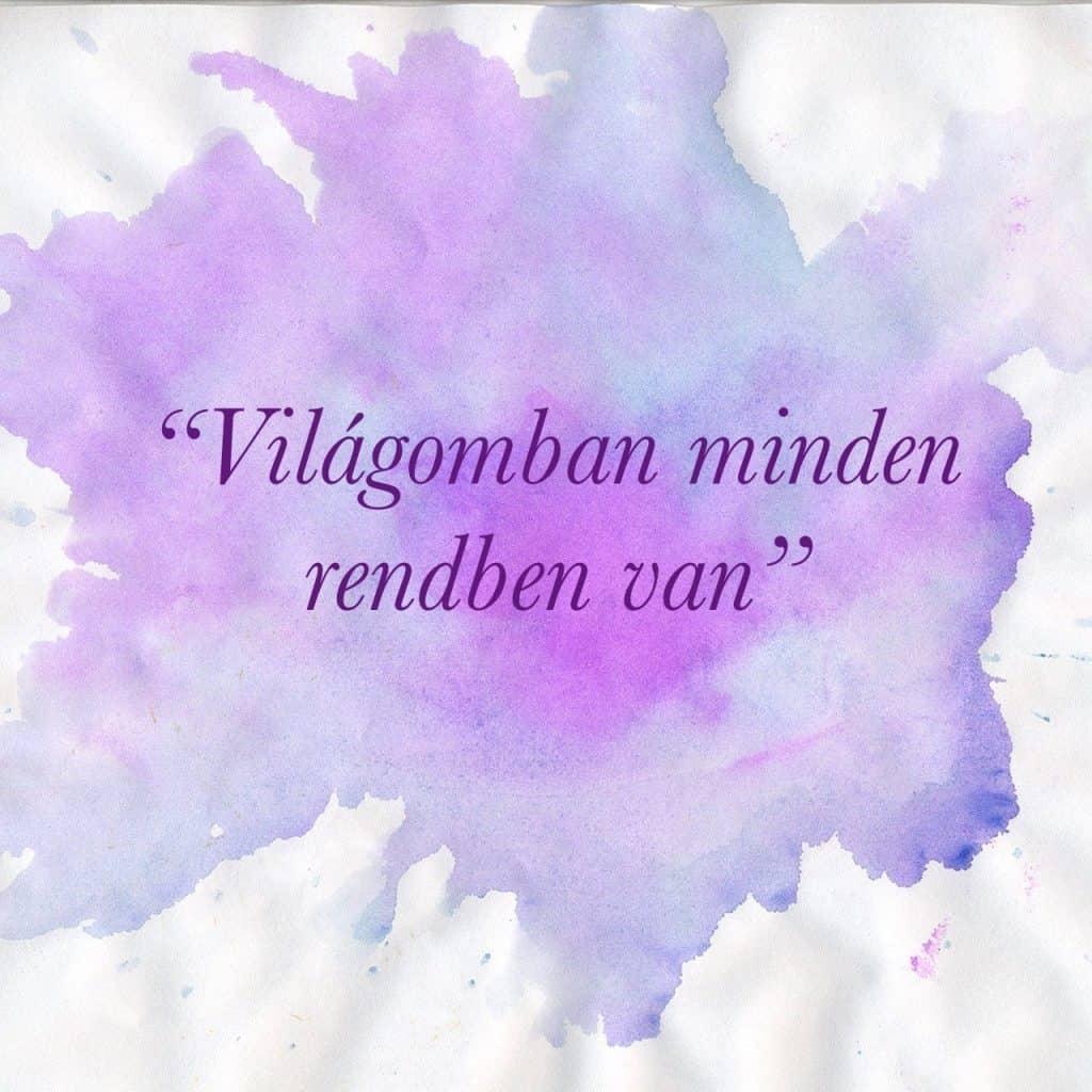 mantra meditacio vilagomban minden rendben joga mindennap