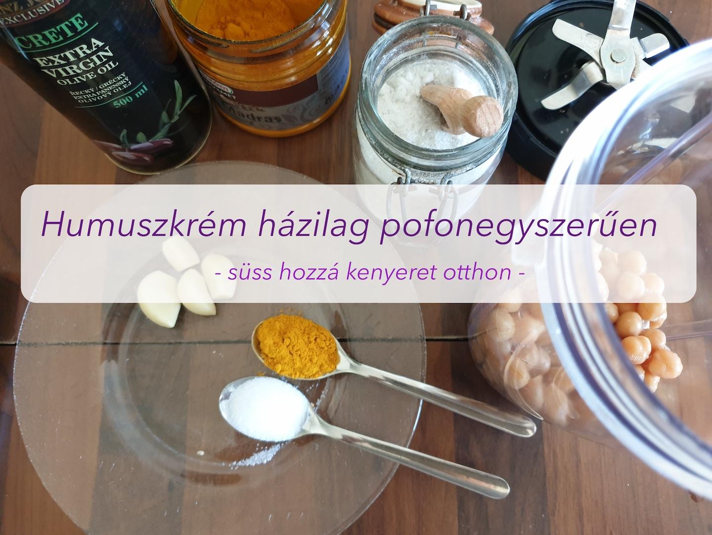 Humuszkrém házilag egyszerűen_jóga mindennap egyszerű gyors recept_ cover 2