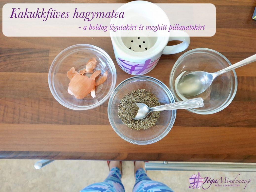 Kakukkfű tea recept egészséges jógikus freshup ági jóga mindennap_irott