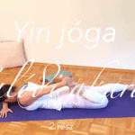 Yin jóga - 2.rész - Valódi akarat női jóga 8
