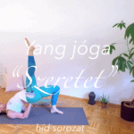 Yang jóga - híd sorozat - Szeretet női jóga 9 cover